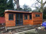 Bespoke Garden Retreat